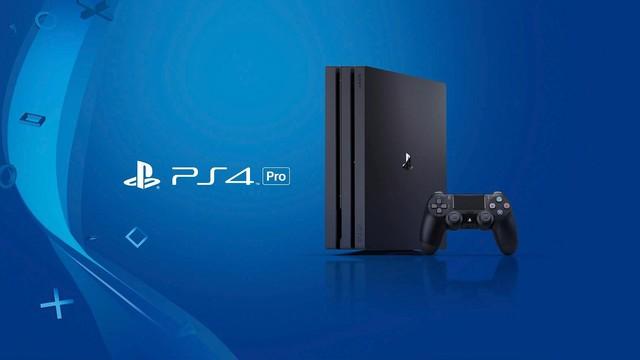 索尼PS4 Pro已经于一年前上市