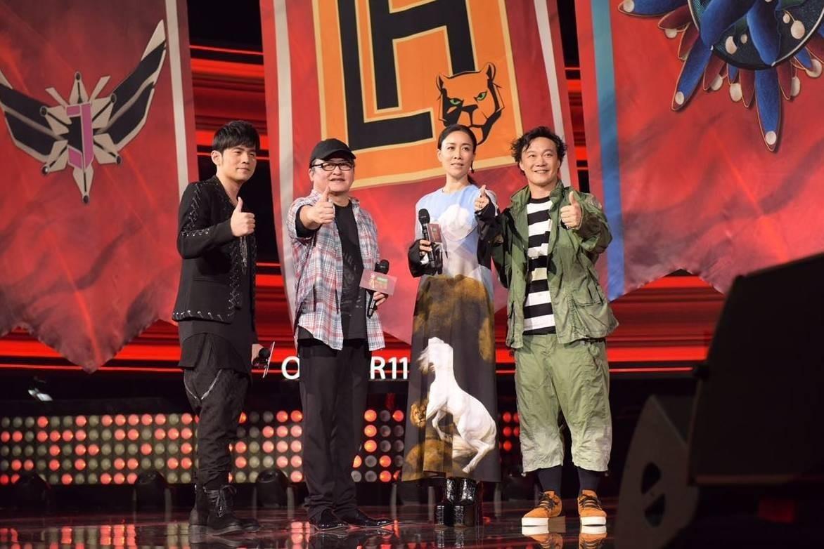 《中国新歌声》第二季陈奕迅换下汪峰