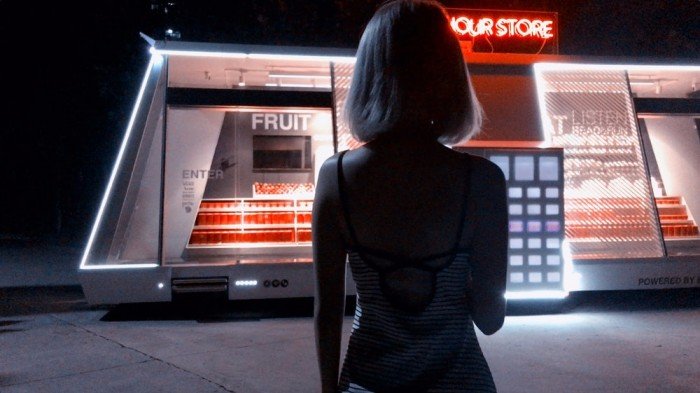 无人便利店不应只是升级版自动售货机