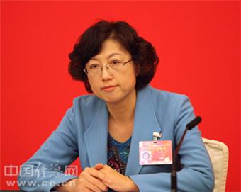 山东威海原市长张惠任省妇联党组书记(图/简历)