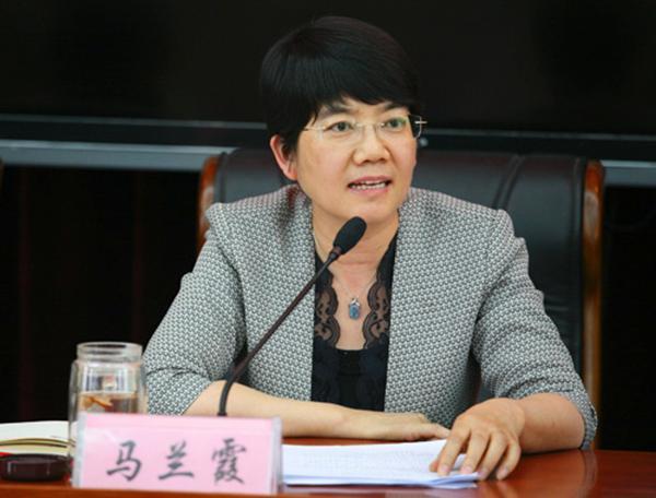 北京市妇联主席马兰霞任市审计局局长(图/简历)