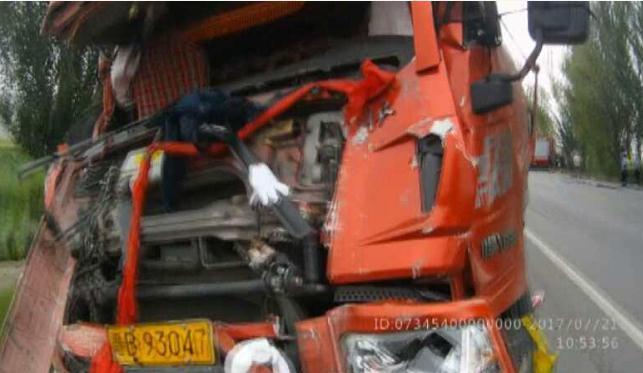 河北蔚县109国道交通事故已致11人死亡