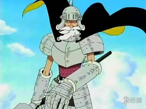 """《海贼王》中那些被当做""""神""""的角色 其实都是废柴"""