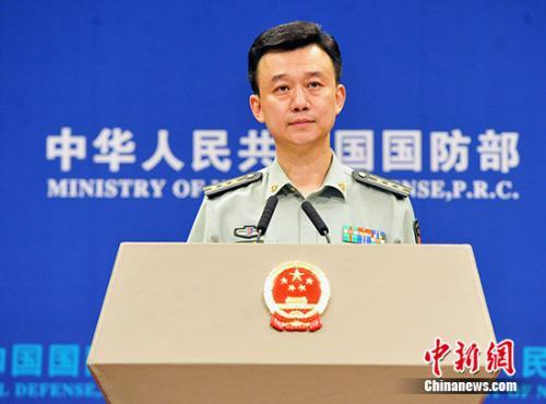 资料图:吴谦。 中新社记者 宋吉河 摄