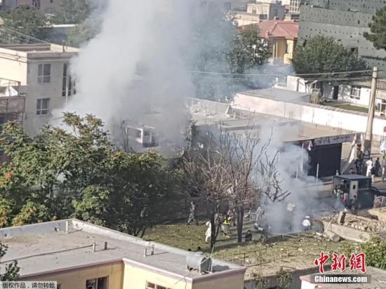 阿富汗喀布尔爆炸案致24死42伤 塔利班宣称负责