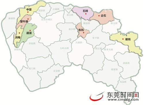 设镇GDP_东莞各镇区最新GDP解析