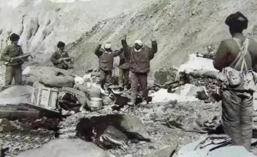 1962年,中国军队在界限和平中大胜印度