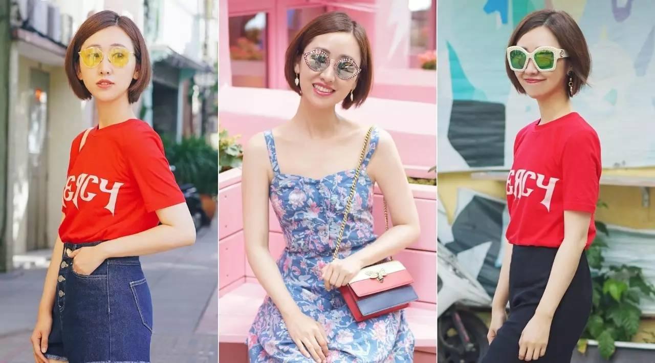 这个夏天最时髦的几款墨镜
