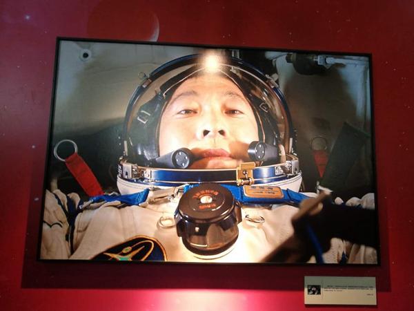 杨利伟:今年将面向社会选拔第三批航天员