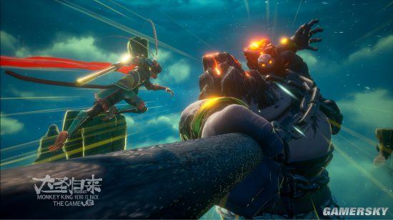7 大圣归来 PS4游戏预告首曝 大战巨灵神