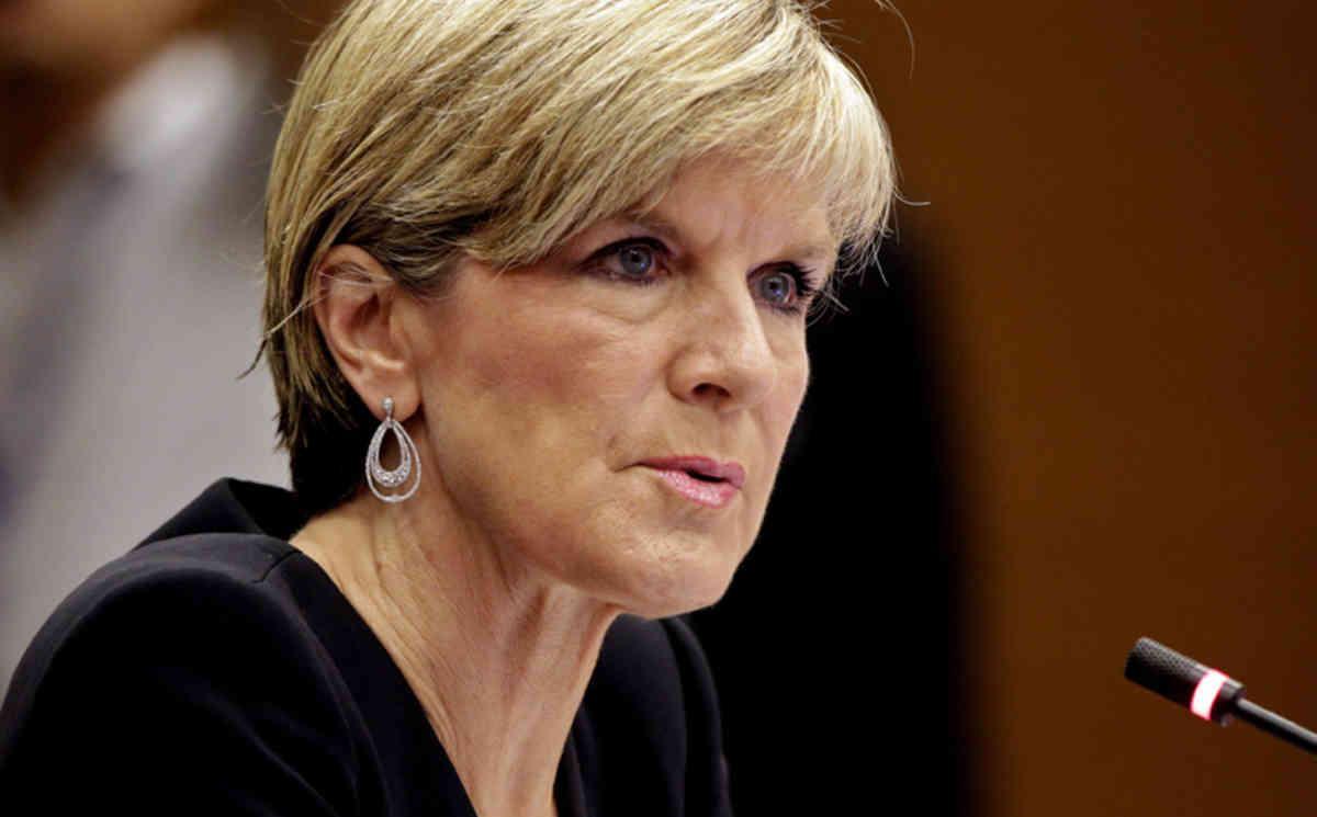 澳外长:中国舰船有权在公海航行不应被视为挑衅