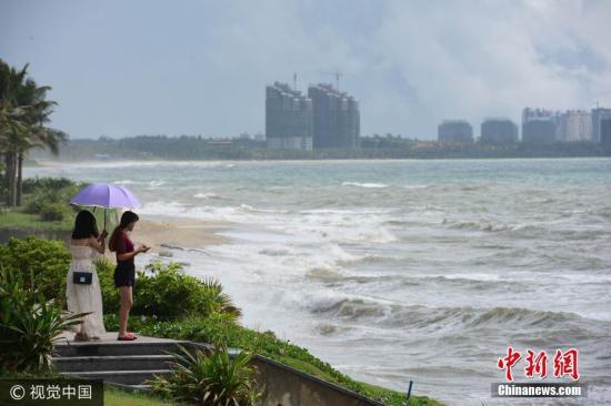 双台风来袭 国家防总启动防汛防台风Ⅲ级应急响应