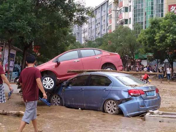 陕西本次洪灾严重:黄土高原地貌 防洪配套短板