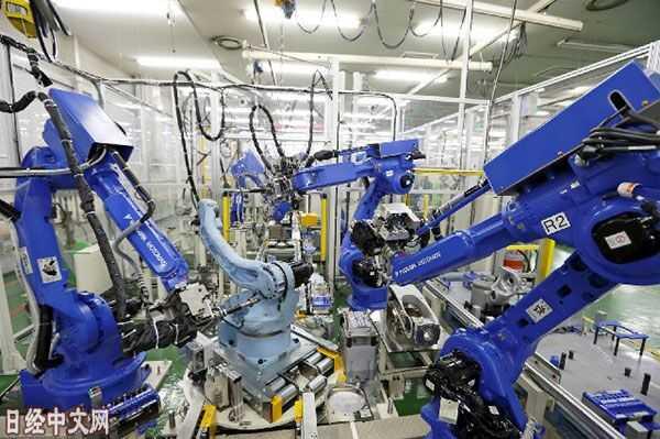 日媒:越来越多外资企业开始在中国建设尖端工厂