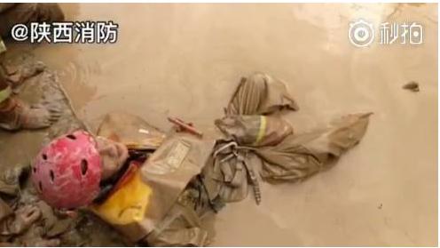 陕西榆林洪灾致6人遇难 今明陕西山西还有大暴雨