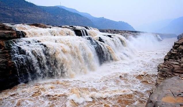 黄河现今年第1号洪水,榆林洪灾已致6人遇难。今明陕西还有大暴雨!