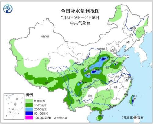 """台风""""纳沙""""将先后登陆台湾福建 中东部高温持续"""