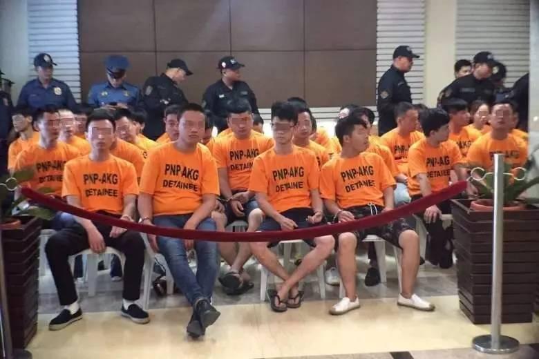 ▲7月20日,被逮捕的嫌犯