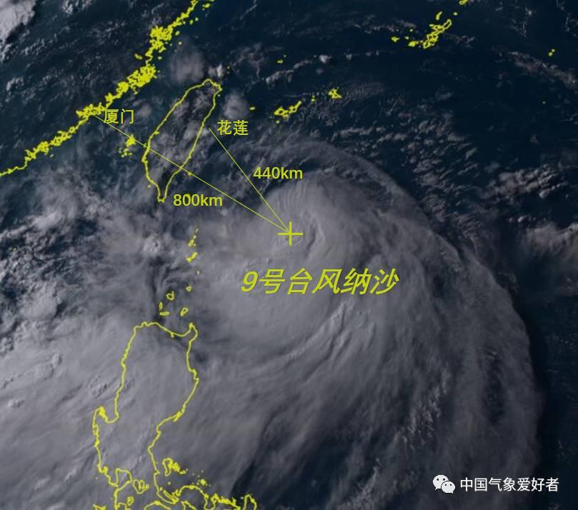 10号台风横空出世!海南发布台风四级预警,未来对海南的影响是…