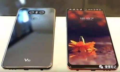 网传LG V30渲染图-困顿下 不离场 LG手机连续9个季度亏损