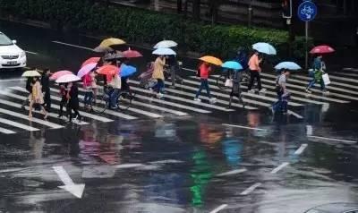 雨雨雨...本周山西多地有雨,雷暴大风天气出现
