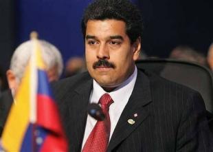 资料图:委内瑞拉总统马杜罗