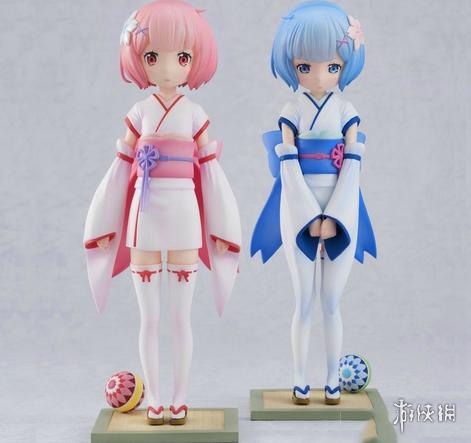 简直丧心病狂!日本推出幼女版蕾姆+拉姆双人手办!