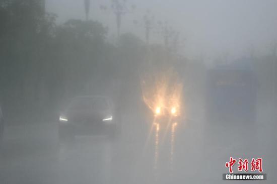 安徽发布防汛防台风预警 要求做好山洪灾害防御