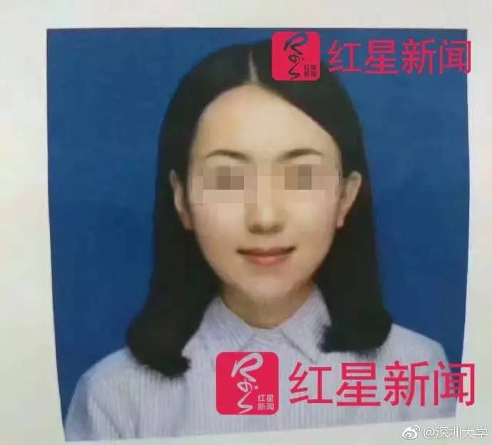 ▲罗某 图据深圳大学官方微博
