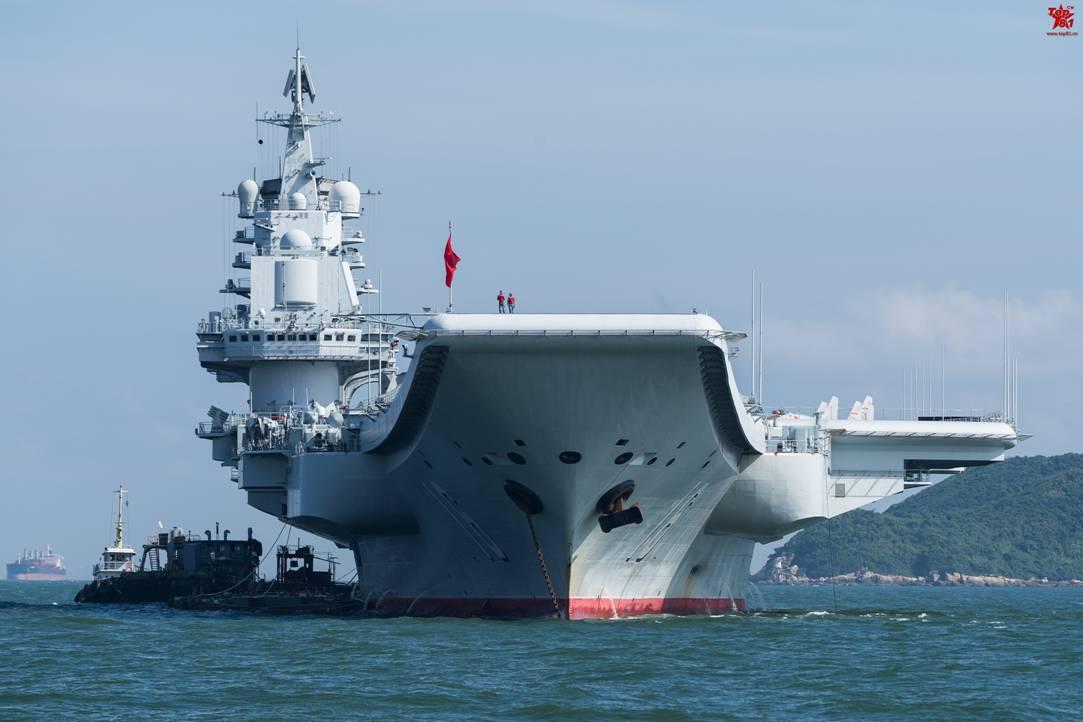 美媒评全球最强五大海军:中国第二日本排第五