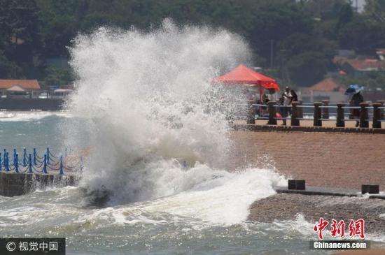 安徽省防汛抗旱指挥部发布防汛防台风预警