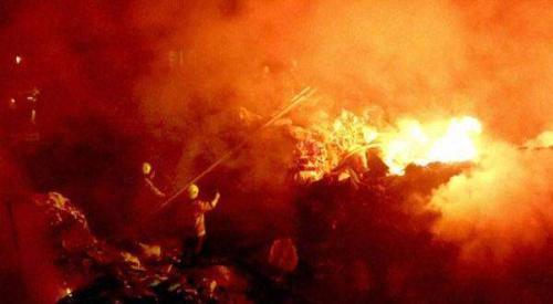 阿布哈兹一军火库爆炸致数十人伤 包括多名俄游客