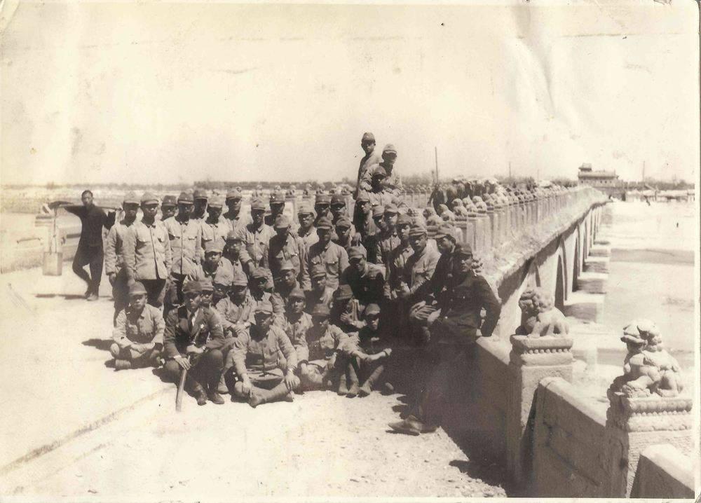 1937年卢沟桥事变