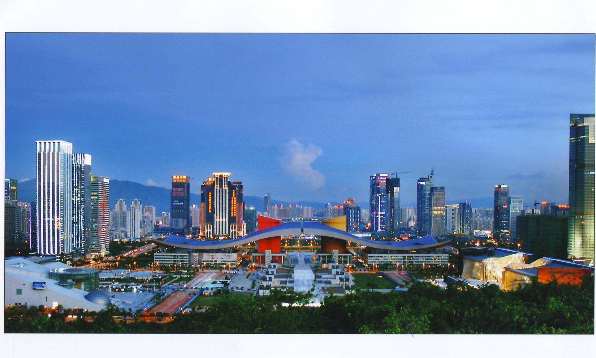 739米!中国要建深圳第一高楼!你还记得曾经称介绍大全美食河源图片