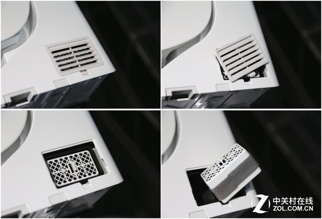 还有的智能马桶盖按摩功能在喷头移动的同时水势强弱会跟着变动,如同