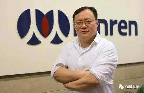 人人网CEO陈一舟