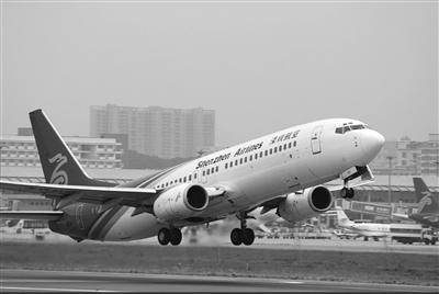 据悉,当事深航航班是这种A320机型。 资料图片