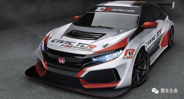 赛场上的奥迪RS 3注意,本田思域Type R TCR赛车要来了!