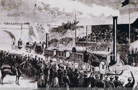 英国工业革命(图片泉源于网络)
