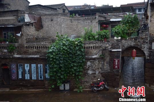 上庄村地处沁水河畔,是中国历史文化名村,该村有保存基本完好的官宅民居40余处。主办方供图