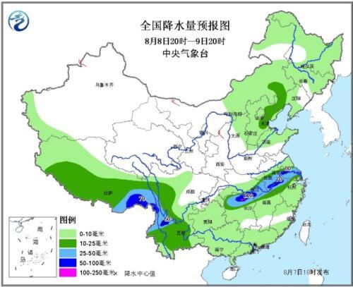 图片来源:中心气候台官网