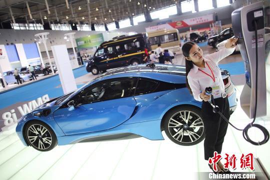 中国致力推动大功率充电技术应用推动电动汽车发展