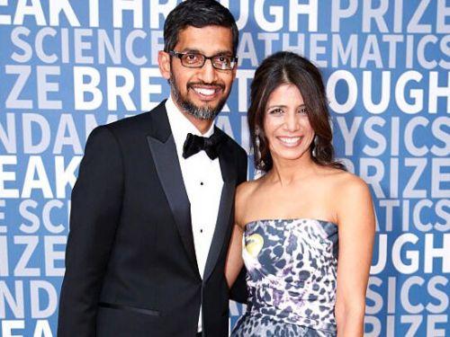 谷歌CEO皮查伊:因员工争议性言论 提前结束家庭假期