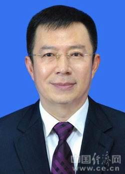 60后张广勇任山西吕梁市委副书记(图/简历)