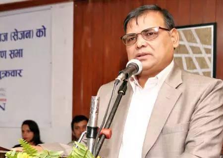▲尼泊尔副总理兼外长马哈拉 资料图