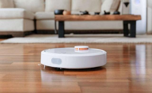 扫地机器人需要感知环境