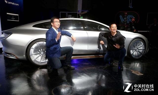 贾跃亭最爱的新能源汽车