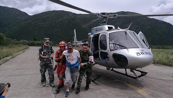 九寨沟地震431名伤员全部得到救治 累计转移6万余人含126名外国游客