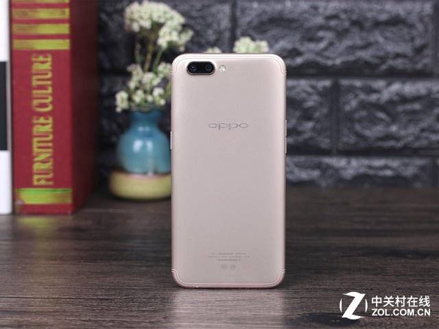 oppo r11边框窄至1.6mm,让手机亮屏时刻变得更赏心悦目.