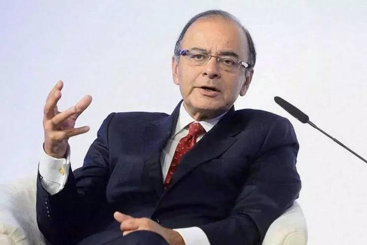 印度财政部长兼国防部长 阿伦·贾伊特利